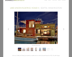 Donnally Architects Website