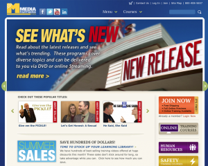Media Partners Website