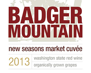 New Seasons Market Cuvée (Badger Mountain)